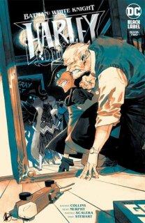 BATMAN WHITE KNIGHT PRESENTS HARLEY QUINN #2 (OF 6) CVR B MATTEO VAR