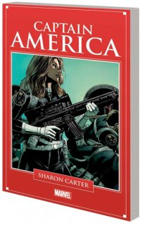CAPTAIN AMERICA TP SHARON CARTER