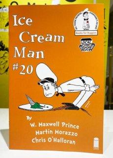 ICE CREAM MAN #20 LCSD 2020
