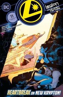 LEGION OF SUPER-HEROES #11 CVR A RYAN SOOK