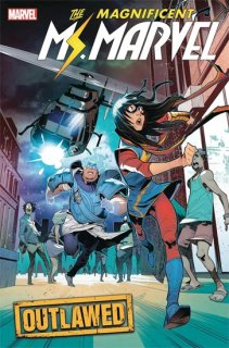 MAGNIFICENT MS MARVEL #16 OUT【再入荷】