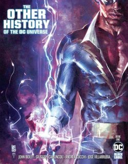 OTHER HISTORY OF THE DC UNIVERSE #1 (OF 5) CVR A GIUSEPPE & MARCO