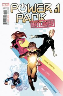 POWER PACK #1 (OF 5)
