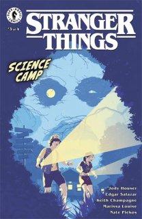 STRANGER THINGS SCIENCE CAMP #3 (OF 4) CVR B DITTMAN
