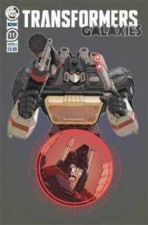 TRANSFORMERS GALAXIES #11 CVR A GRIFFITH【遅延入荷】