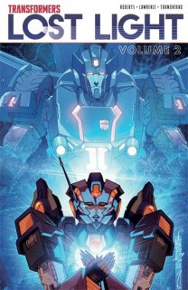 TRANSFORMERS LOST LIGHT TP VOL 02【再入荷】