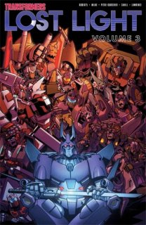 TRANSFORMERS LOST LIGHT TP VOL 03【再入荷】