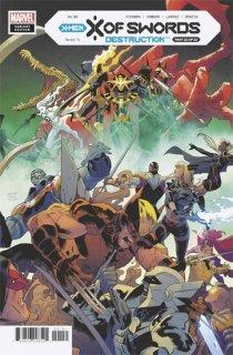 X OF SWORDS DESTRUCTION #1 MORA VAR