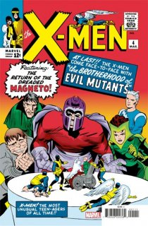 X-MEN #4 FACSIMILE EDITION【遅延入荷】