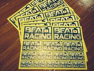 BEAT1 RACING オリジナルデカール
