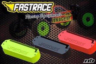 FastRace バッテリーボックス (黒)MUGEN MBX7R用