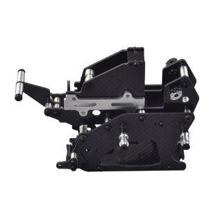 FIJON FJ915 炭素繊維部分は京商ホンダ NSR 500 電気1/8 オートバイ OP に適した部品