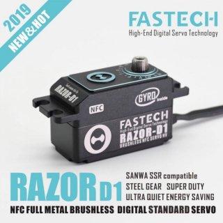 FASTECH THETA RAZOR-D1 Gyro内蔵サーボ