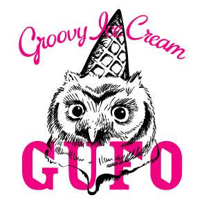 Groovy Ice Cream GUFO
