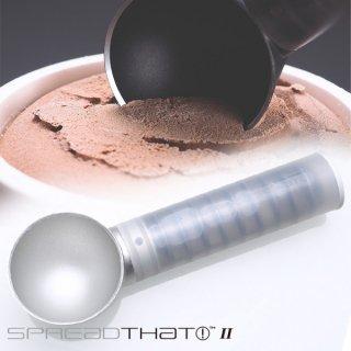 ザット アイスクリーム専用スプーン 熱伝導でスッとすくえる スクープ シルバー SCO21S