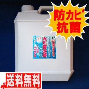 カビ取り 除菌 抗菌水 臭い防止 カビ菌太郎 詰め替え用 4L