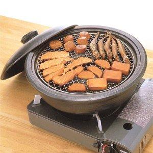 燻製器 スモーカー 燻製鍋 いぶすくん 萬古焼