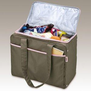 保冷バッグ おしゃれ 大容量 サーモス RED-022BW 22L ブラウン