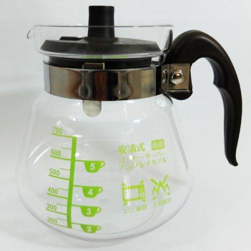 コーヒーサーバー 700 トライタン 安清式 アンブレイカブル