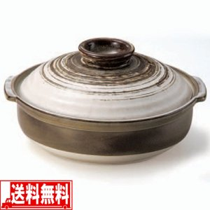 IH対応 土鍋 マジカルドなべ 7号 21cm 2〜3人用