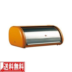ブレッドケース キッチン収納ケース オレンジ