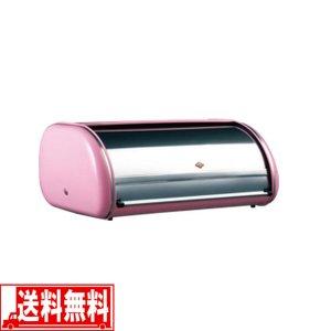 ブレッドケース キッチン収納ケース ピンク