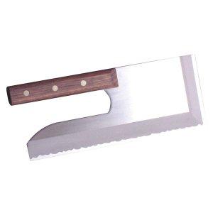 そば うどん 麺切り 包丁 刃渡り24cm そば打ち 道具