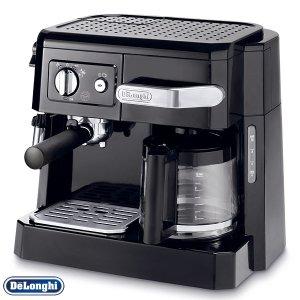 コーヒーメーカー デロンギ エスプレッソ&ドリップ ブラック