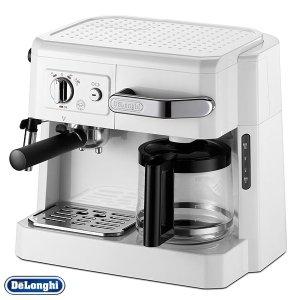 コーヒーメーカー デロンギ エスプレッソ&ドリップ ホワイト