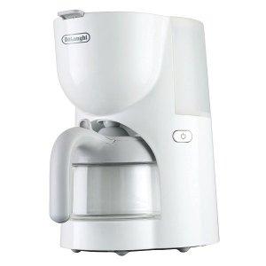 コーヒーメーカー デロンギ トゥルー トリップ (0.5L)M200J-WH