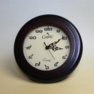 タイ文字時計 キャメロット  913sn