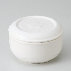 有田焼 ねぎっ庫 陶器 保存容器 ホワイト