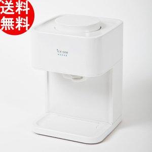 かき氷機 電動 スワン 家庭用 アイスワン FM-03