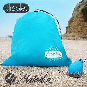 超軽量 防水 ドライポーチ 3L ドロップレット マタドール KMD0003