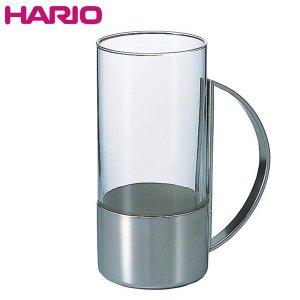 ハリオ 耐熱 ホット グラス サークル 220ml HW-8CSV