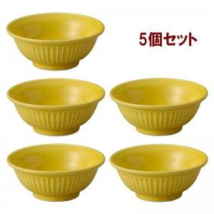 小鉢 萬古焼 菊花 山吹 5個セット 18-14