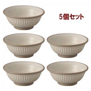 小鉢 萬古焼 菊花 粉引 5個セット 18-14