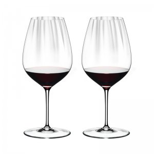 リーデル 赤ワイングラス パフォーマンス カベルネ/メルロ (ボルドー) 2個入 RIEDEL 6884/0【正規品】