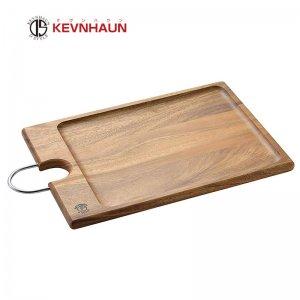 ケヴンハウン 木製 カッティングボード&モーニングトレイ・L KDS.139 アカシア おしゃれ