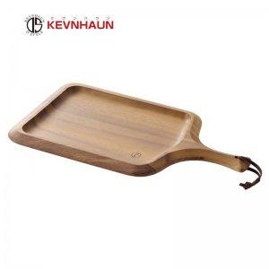 ケヴンハウン 木製 スクエアカッティングボード&ランチトレー KDS.166 アカシア おしゃれ