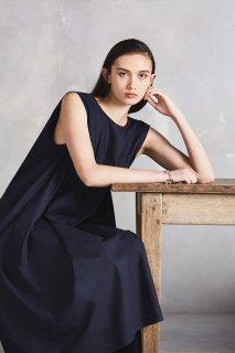 [Kowtow] メイクビリーブドレス(Make Believe Dress)ネイビー