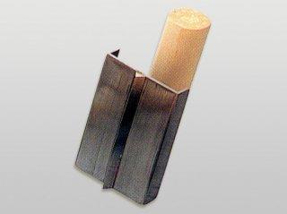 本焼中首角型シビ引鏝