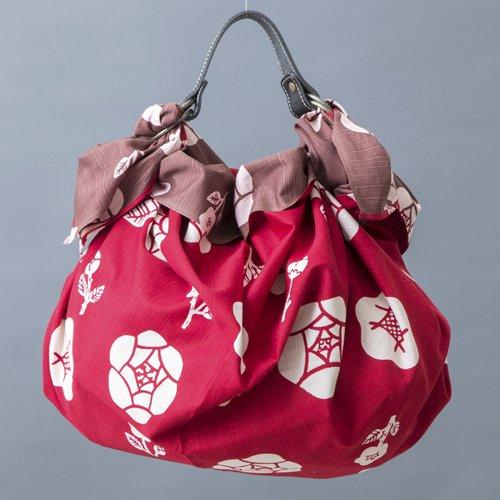 【セット】京の両面おもてなし105� 薔薇+ハンドベルト大(スナップピアス付き)