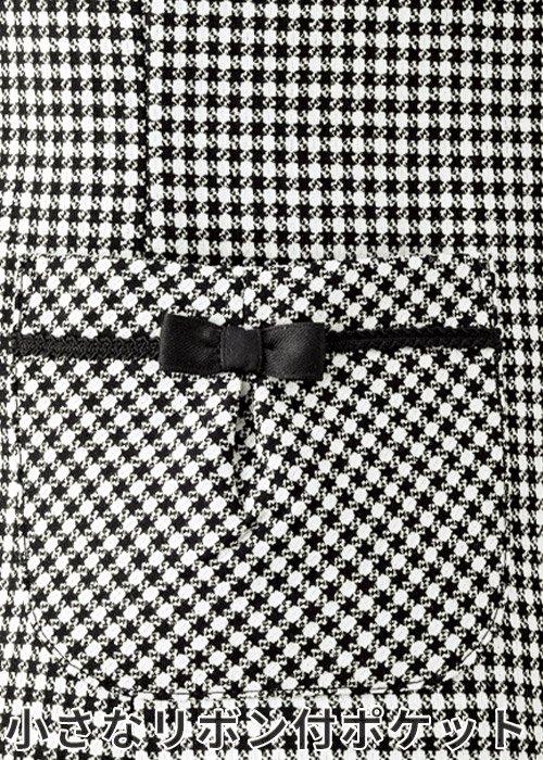 86280:小さなリボン付きのポケット