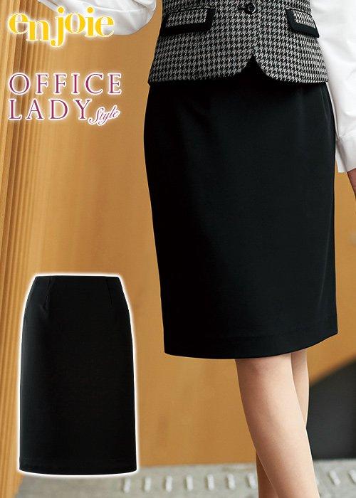【18-19年秋冬新作】ストレスフリー仕様で快適なスカート|ジョア  51870