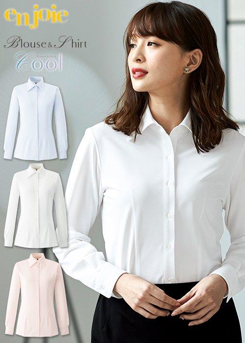 シャープなデザインにストレッチ素材をあわせた高機能なシャツ|ジョア 01215