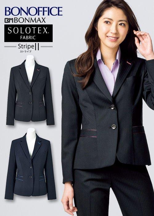 商品型番:LJ0170|360度どこから見ても美しいスタイルアップジャケット|ボンマックス LJ0170
