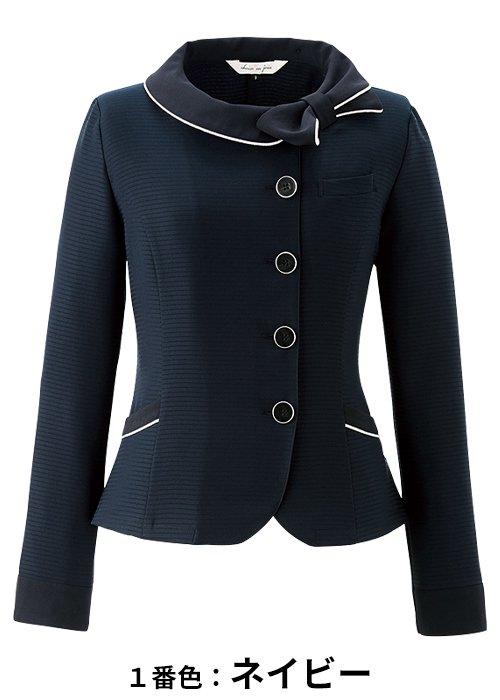 26602/1番色:ネイビーの生地「シャドーボーダー」