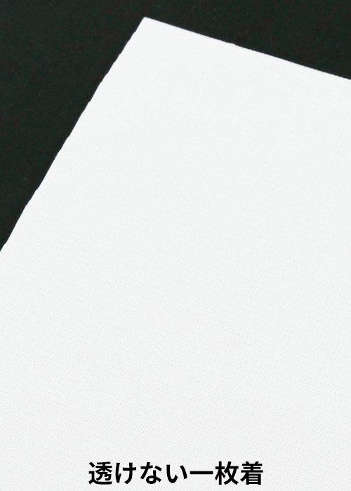 NWT023:透けない一枚着