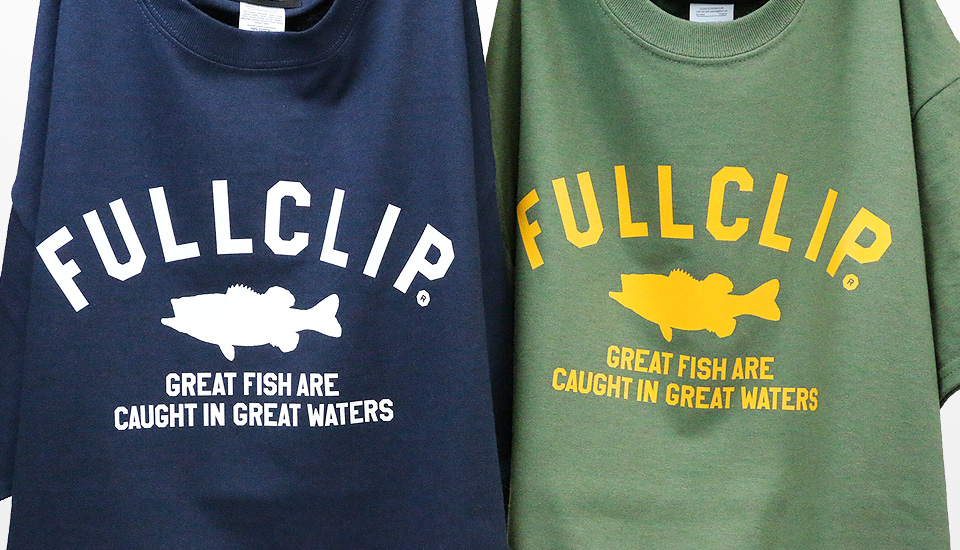 GREAT FISH TEE